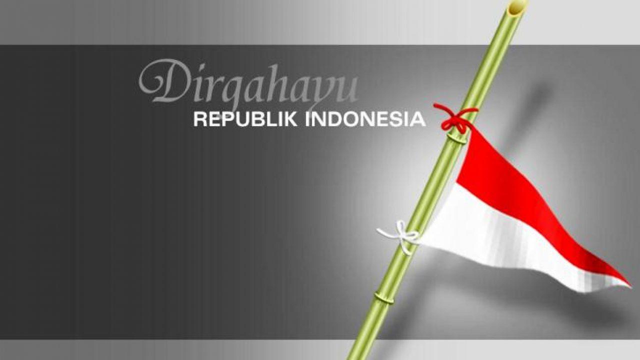Gambar DP BBM Hari Kemerdekaan HUT RI Ke 72 Animasi Bergerak