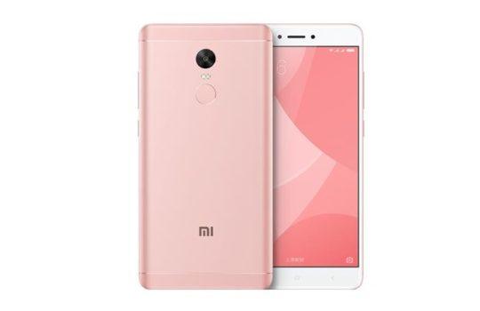 Harga Xiaomi Redmi Note 4 (Mediatek) Terbaru Spesifikasi, Fitur, Gambar