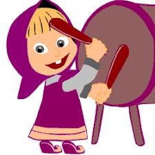 DP BBM Idul Fitri Animasi Lucu